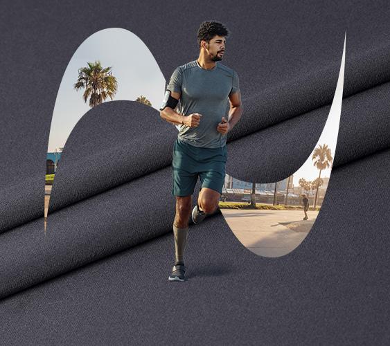 Telas deportivas para pantalonetas